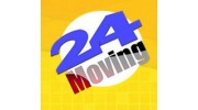 24 Moving ? Local And Long Distance Movers