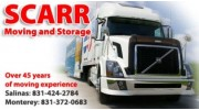 Scarr Moving & Storage, Inc.