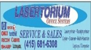 Lasertorium Printer Copier Repair