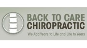 Back To Care Chiropractic