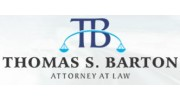 Thomas S. Barton: Attorney At Law
