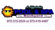 A-Affordable Pool & Spa Services