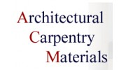 Architectural Carpentry Mtrls
