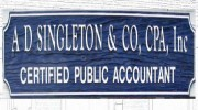 AD Singleton & Co