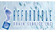 Affordable Drain Service