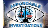 Affordable Investigations