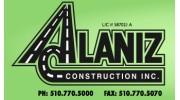 Alaniz Construction