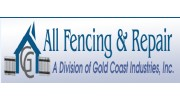 ALL FENCING AND REPAIR