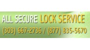 All Secure Locksmith
