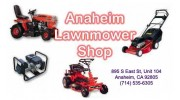 Anaheim Lawn Mower Shop