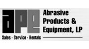 Abrasive Products Equipment