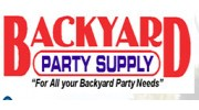 Backyard Party Supply