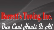 Barretts Towing