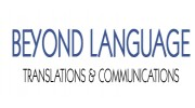 Beyond Language Translations