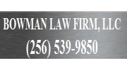 Bowman Law Firm