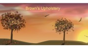 Brown's Upholstery