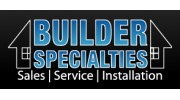 Builder Specialties