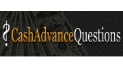 Cash Advance Questions