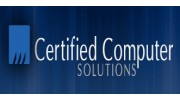 Certified Computer Solutions