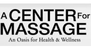 A Center For Massage