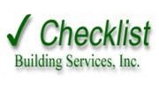 Checklist Building Services