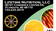 Lifetime Nutrition