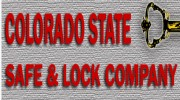 Colorado State Safe & Lock