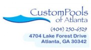Custom Pools Of Atlanta