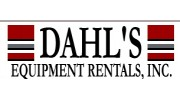 Dahl's Equipment Rental