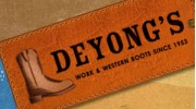 Deyongs Boots & Western Wear