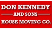 Kennedy Don & Sons House Moving