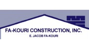 E Jacob Fakouri Construction