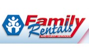 Family Rentals & Guest Services