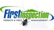 First Inspection Termite & Pest Management
