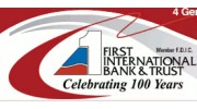 First International Bank Trust