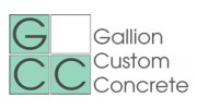 GALLION CUSTOM CONCRETE