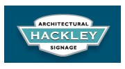 Hackley Architectural Singage