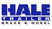 Hale Trailer Brake & Wheel