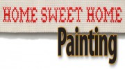 Home Sweet Home Custom Painting