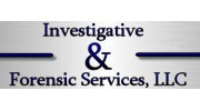 Investigative & Forensic Services
