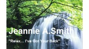 Jeannie A Smith, Massage Therapy