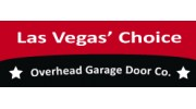 Las Vegas' Choice Overhead Garage Door Service