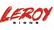 Leroy Signs & MFG