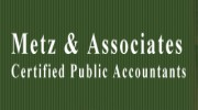 Metz & Associates, PC Certified Public Accountanrs