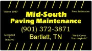 Mid-South Paving Maintenance