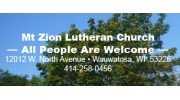 Mt Zion Ev Lutheran Church