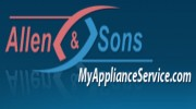 0-A-Allen & Sons Appliances Repair