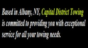 Capital District Towing