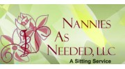 Nannies As Needed