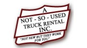 A-Not-So-Used Truck Rental